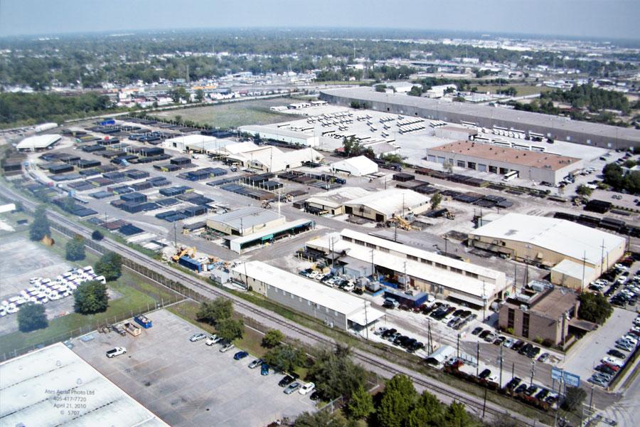 Tubular Services McCarty Tubing Plant Houston Texas
